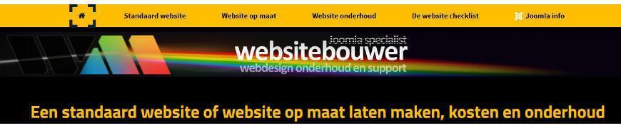 Joomla Webdesigner