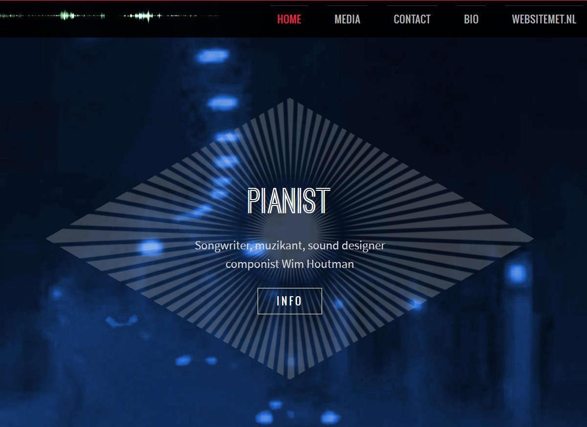 pianist wim hout