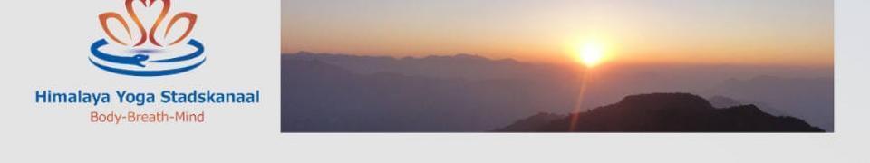 Joomla website Himalaya Yoga Stadskanaal | 2015 - 2017